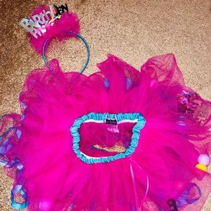 Kids Birthday Outfit